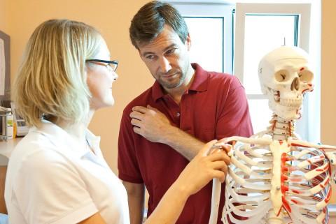 Patienteninformation zur Radontherapie